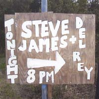Tonight Steve James and Del Rey
